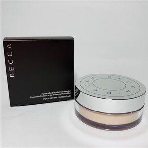 Becca Hydra-Mist Set & Refresh Powder